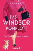 Das Windsor-Komplott / Die Fälle Ihrer Majestät Bd.1 (eBook, ePUB)