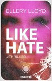Like / Hate (eBook, ePUB)
