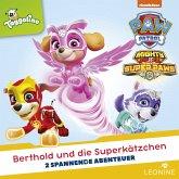 Folgen 115-116: Berthold und die Superkätzchen (MP3-Download)