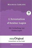 Arsène Lupin - 1 / L'Arrestation d'Arsène Lupin / Die Verhaftung von d'Arsène Lupin (mit Audio)