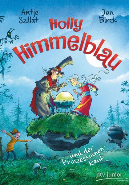 Buch-Reihe Holly Himmelblau
