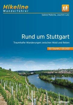 Wanderführer Rund um Stuttgart - Malecha, Sabine;Lutz, Joachim