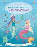 Mein Anziehpuppen-Stickerbuch: Meerjungfrauen