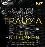 Kein Entkommen / Trauma Bd.1 (1 MP3-CD)