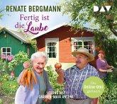 Fertig ist die Laube / Online-Omi Bd.15 (4 Audio-CDs)