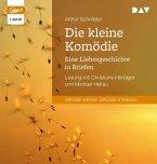 Die kleine Komödie. Eine Liebesgeschichte in Briefen, 1 Audio-CD, 1 MP3
