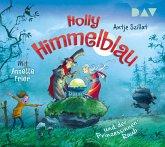 Holly Himmelblau und der Prinzessinnen-Raub / Holly Himmelblau Bd.3 (2 Audio-CDs)