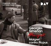 Maigret contra Picpus / Kommissar Maigret Bd.23 (4 Audio-CDs)