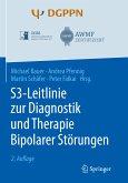 S3-Leitlinie zur Diagnostik und Therapie Bipolarer Störungen (eBook, PDF)