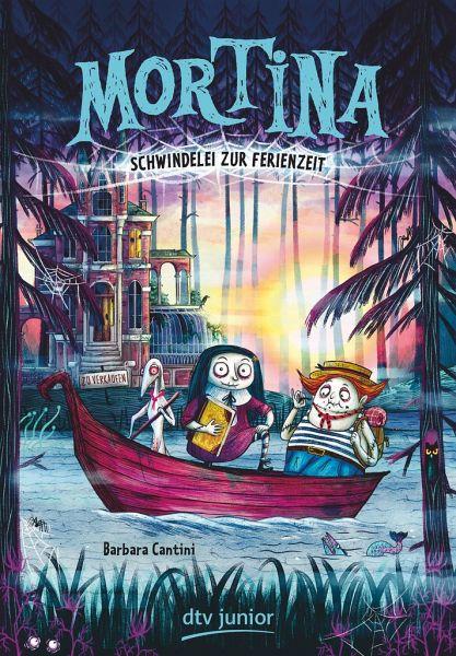 Buch-Reihe Mortina