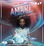 Amari und die Nachtbrüder / Amari Bd.1 (1 MP3-CD)