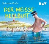 Der weiße Heilbutt / Thies Detlefsen Bd.9 (5 Audio-CDs)