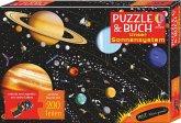MINT - Wissen gewinnt! Puzzle & Buch: Unser Sonnensystem