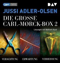 Die große Carl-Morck-Box 2 - Adler-Olsen, Jussi