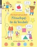 Mein Wisch-und-weg-Buch: Mitmachspaß für die Vorschule