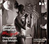 Maigret im Gai-Moulin / Kommissar Maigret Bd.10 (4 Audio-CDs)