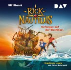 Gefangen auf der Eiseninsel / Rick Nautilus Bd.2 (2 Audio-CDs)
