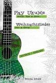 UKULELE - Songs, Tabs & More - WEIHNACHTSLIEDER (eBook, ePUB)