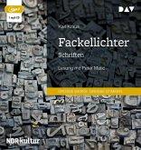 Fackellichter. Schriften, 1 MP3-CD