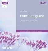Familienglück, 1 MP3-CD