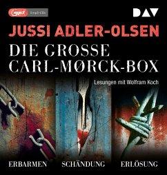 Die große Carl-Morck-Box - Adler-Olsen, Jussi