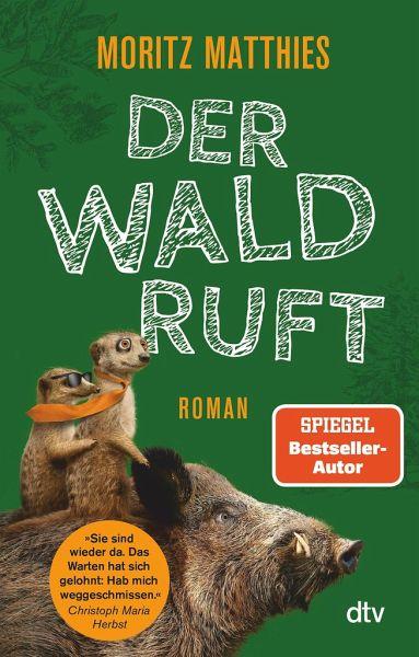 Buch-Reihe Erdmännchen Ray & Rufus von Moritz Matthies