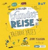 Die unglaubliche Wunderreise des Freddie Yates, 1 MP3-CD