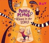 Chaos in der Schule / Penny Pepper Bd.3 (1 Audio-CD)