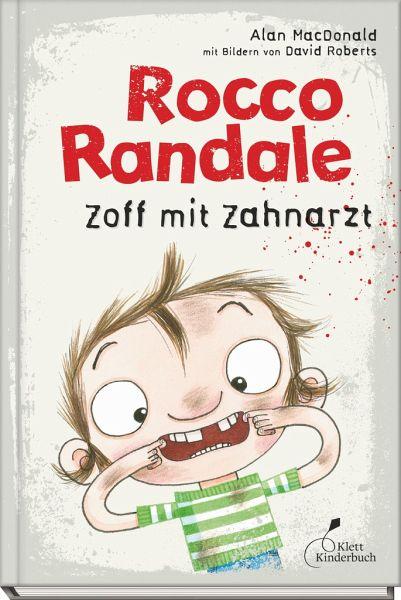 Buch-Reihe Rocco Randale von Alan MacDonald