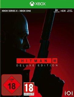 Hitman 3 - Deluxe Edition (Xbox One)