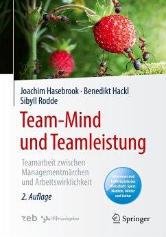 Team-Mind und Teamleistung - Hasebrook, Joachim;Hackl, Benedikt;Rodde, Sibyll