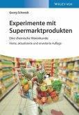 Experimente mit Supermarktprodukten