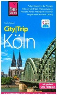 Reise Know-How CityTrip Köln - Kabasci, Kirstin