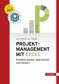 Projektmanagement mit Excel (eBook, ePUB)