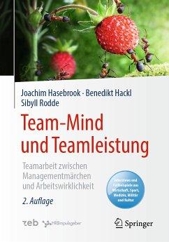 Team-Mind und Teamleistung (eBook, PDF) - Hasebrook, Joachim; Hackl, Benedikt; Rodde, Sibyll