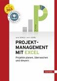 Projektmanagement mit Excel (eBook, PDF)