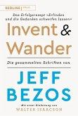 Invent and wander - Das Erfolgsrezept