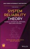 System Reliability Theory (eBook, ePUB)