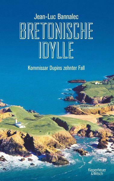 Buch-Reihe Kommissar Dupin von Jean-Luc Bannalec