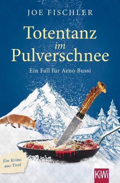 Buch-Reihe Ein Fall für Arno Bussi