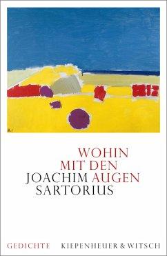 Wohin mit den Augen - Sartorius, Joachim