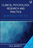 Clinical Psychology, Research and Practice: An Introductory Textbook, 4e