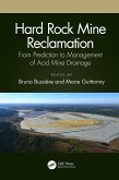 Hard Rock Mine Reclamation (eBook, ePUB)