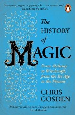 The History of Magic - Gosden, Chris