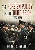 The Foreign Policy of the Third Reich 1933-1939