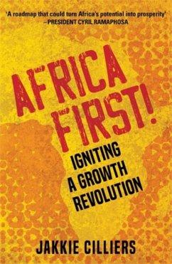 Africa First! - Cilliers, Jakkie