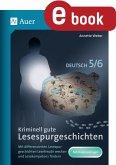 Kriminell gute Lesespurgeschichten Deutsch 5-6 (eBook, PDF)