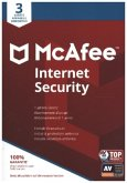 McAfee Internet Security 3 Device 2021, Code in a Box