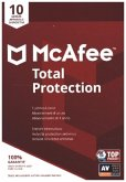 McAfee Total Protection 10 Device 2021, Code in a Box