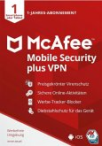 McAfee Mobile Security Plus - Android/iOS, Code in a Box